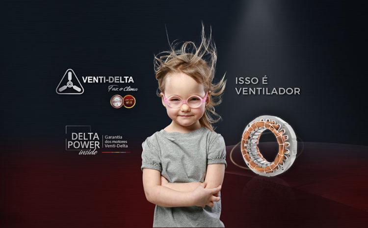 Como ajudamos a fábrica de motores elétricos Venti-Delta a acelerar a produção em 2000%